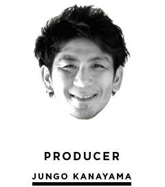 PRODUCER / JUNGO KANAYAMA